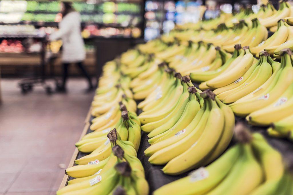 筋トレ バナナ