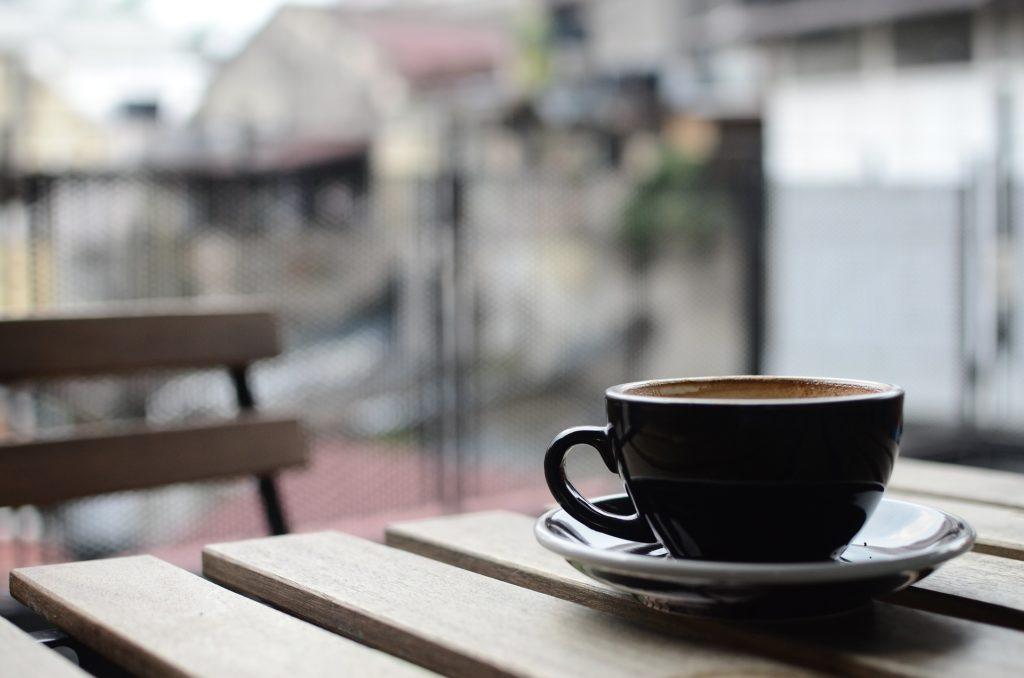 筋トレ コーヒー