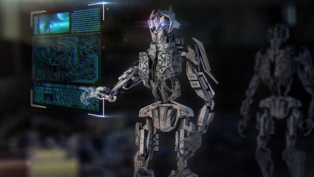 人工知能(AI) 進化 労働者 雇用
