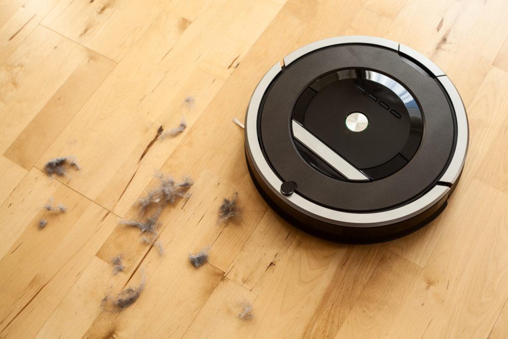 家事 ロボット掃除機 時短