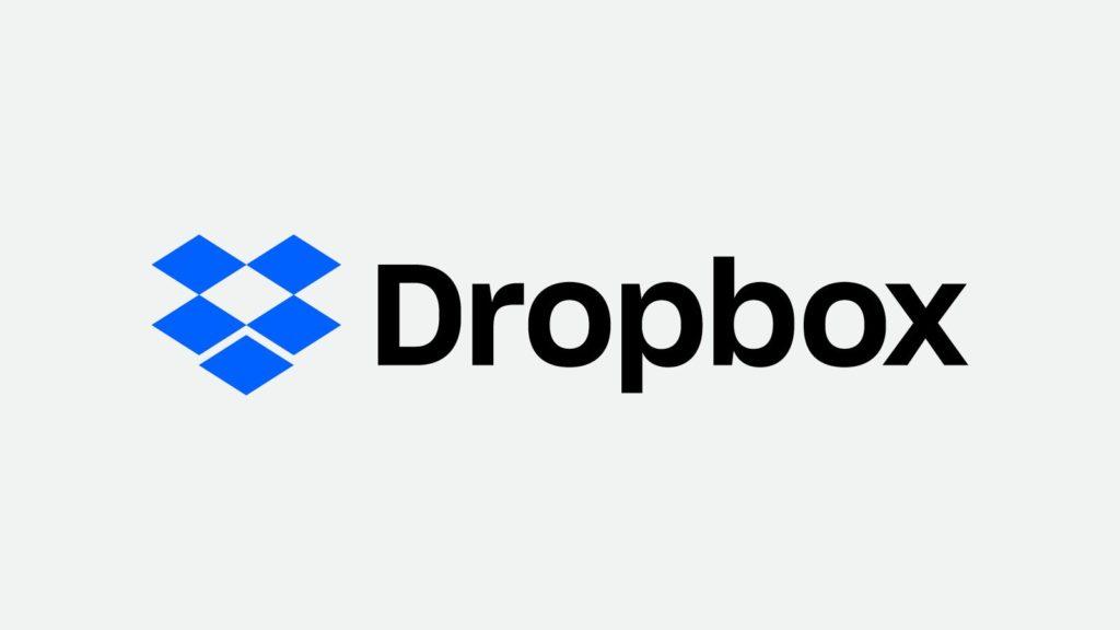 テレワーク SaaS Dropbox