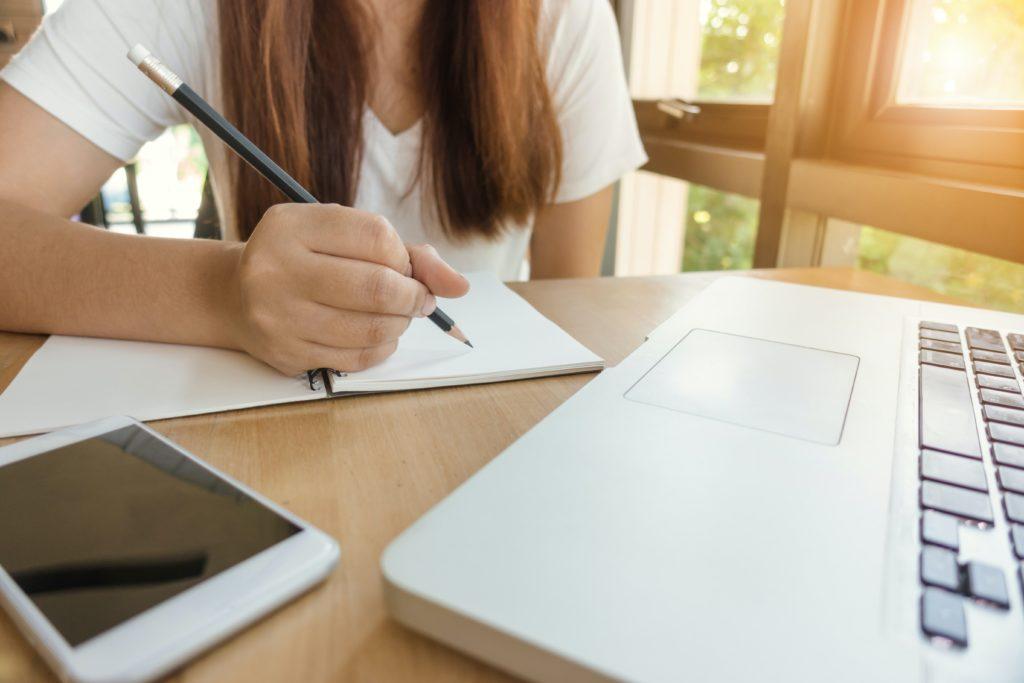 日本 オンライン授業 予習 復習