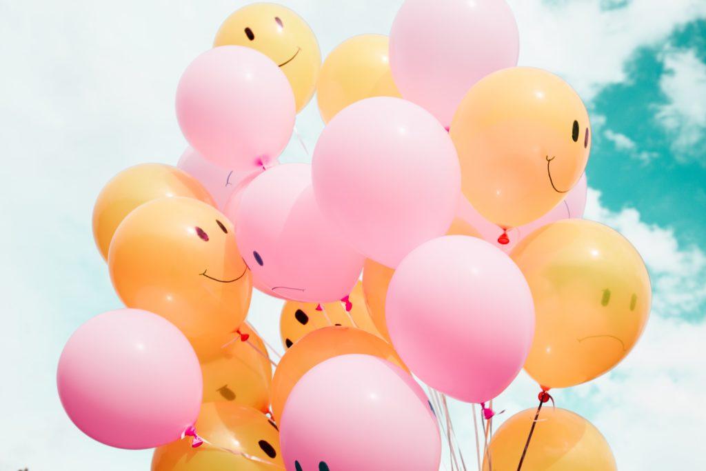 笑顔 効果 人生