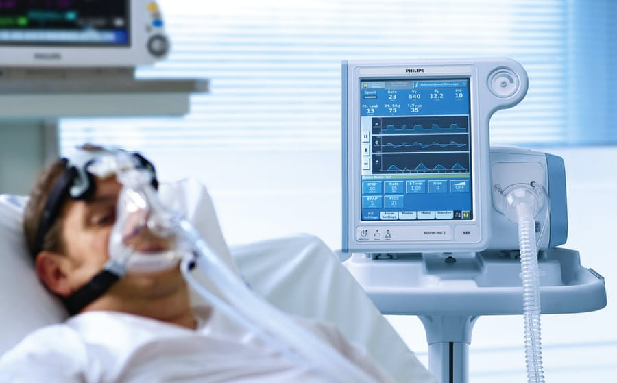 日本 人工呼吸器装着数 ECMO装着数