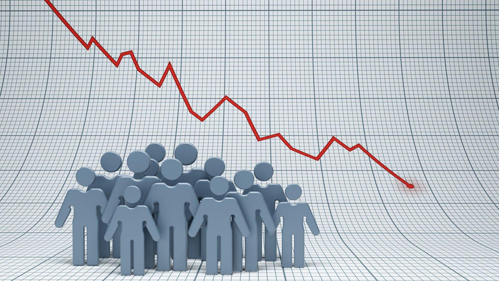 日本 人口減少