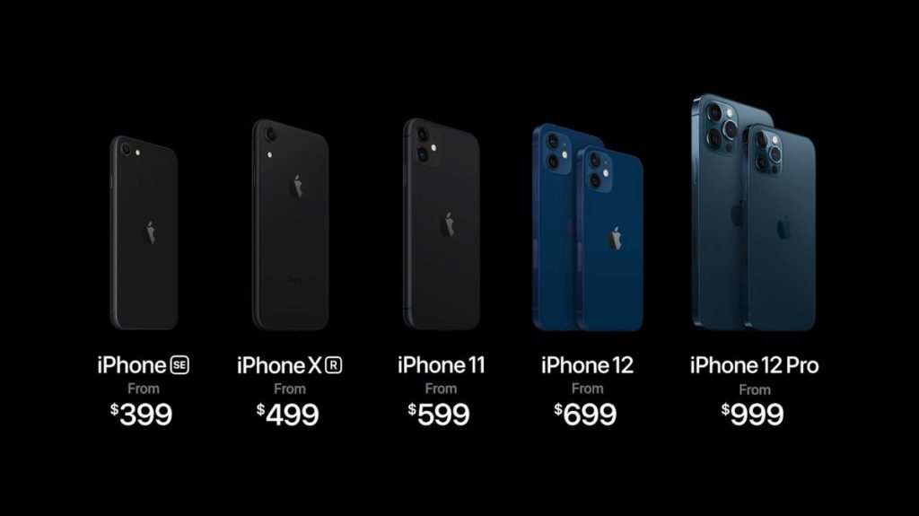 iPhone12 全モデル 価格