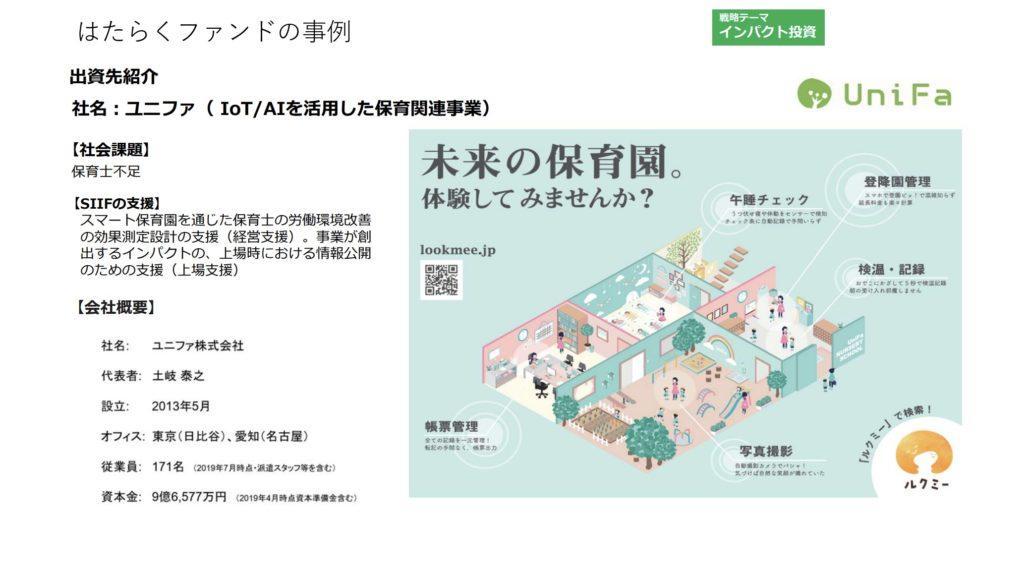 日本 インパクト投資 実例