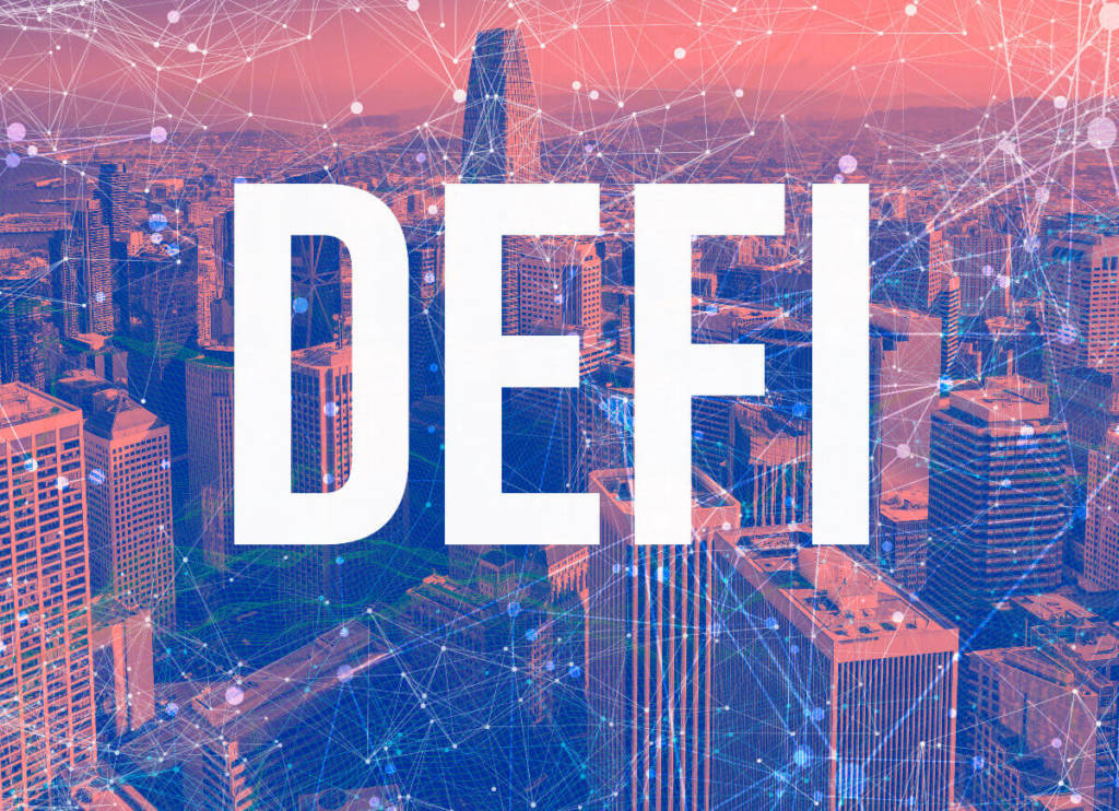 ChainLink(チェーンリンク) DeFi(分散型金融)