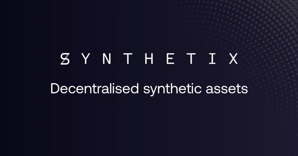 SYNTHETIX(シンセティックス) 仮想通貨