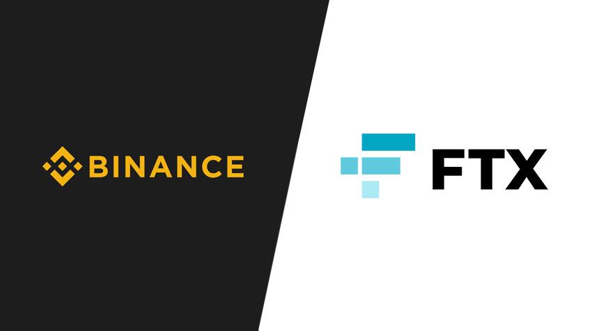 FTX (エフティーエックス)   Binance(バイナンス) 仮想通貨