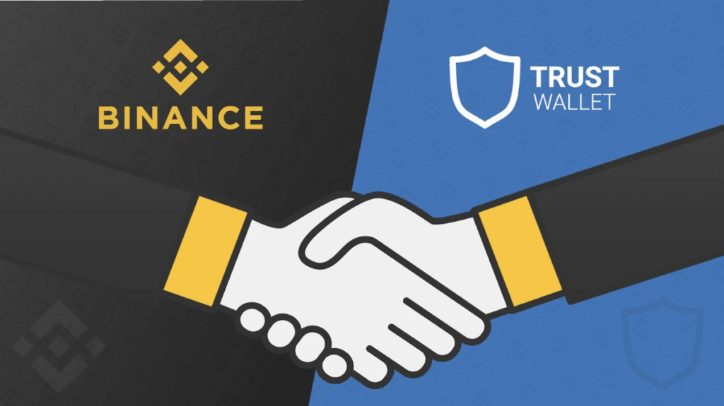 Trust Wallet Binance(バイナンス)