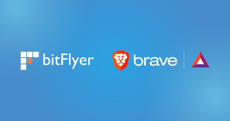 BAT(ベーシックアテンショントークン) Brave bitFlyer(ビットフライヤー)