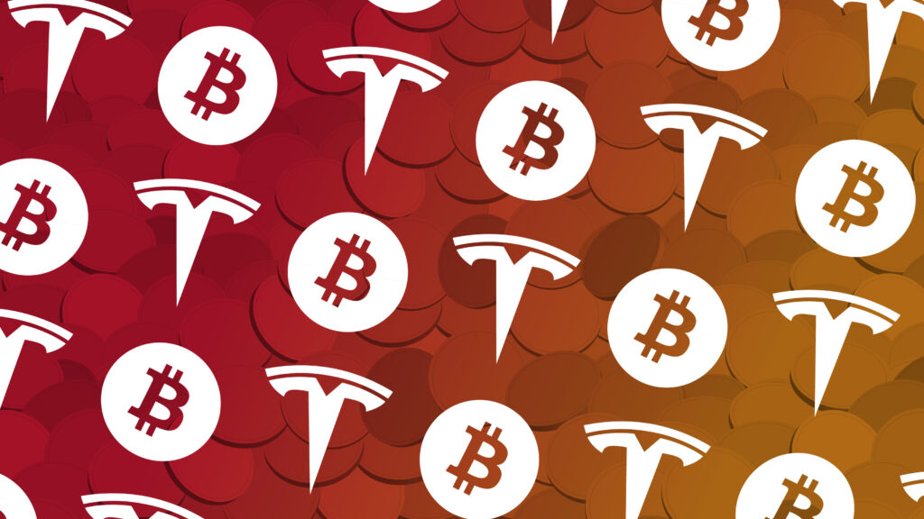 Tesla(テスラ) 約1,580億円分 BitCoin(ビットコイン) 購入