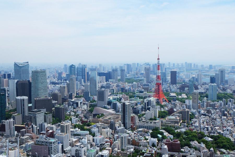 東京 ピークアウト